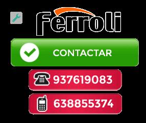 servicio de reparacion ferroli barcelona