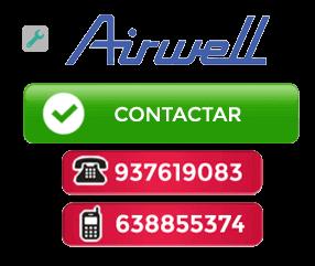 servicio de reparación electrodomésticos airwell
