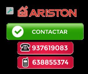 servicio reparación electrodomésticos ariston