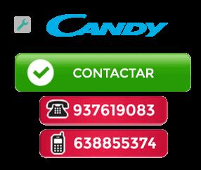 servicio reparación electrodomésticos candy