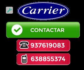 servicio técnico reparación carrier