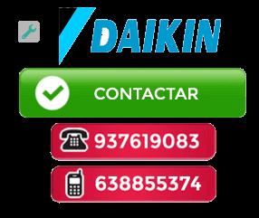 servicio tecnico reparacion daikin